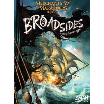 Z-Man Games Merchants & Marauders: Broadsides