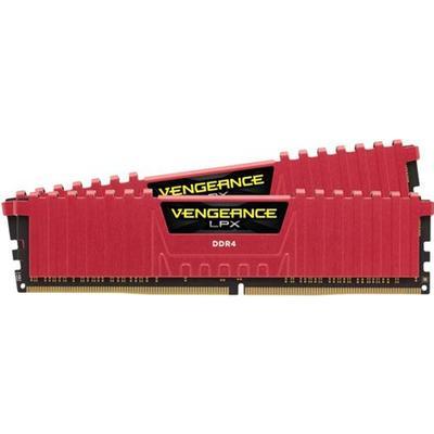 Corsair Vengeance LPX Red DDR4 3466MHz 2x16GB (CMK32GX4M2B3466C16R)