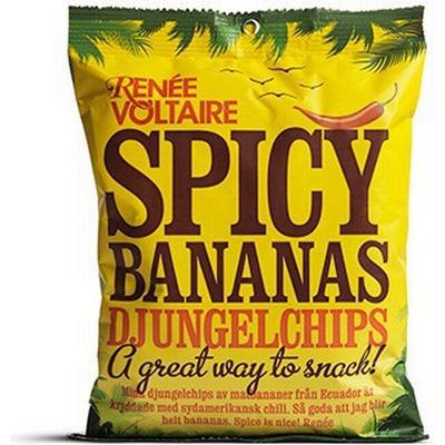 Renée Voltaire Spicy Bananas