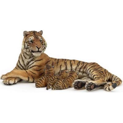 Papo Lying Tigress Nursing 50156