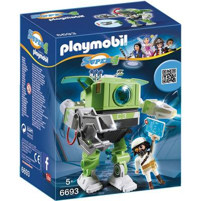 Playmobil Cleano Robot 6693