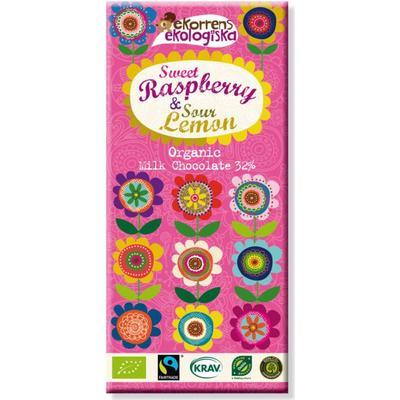 Dagsmeja Raspberry & Lemon Chocolate
