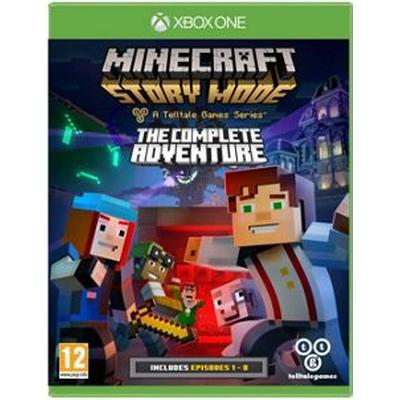 Minecraft: Story Mode Complete Adventure