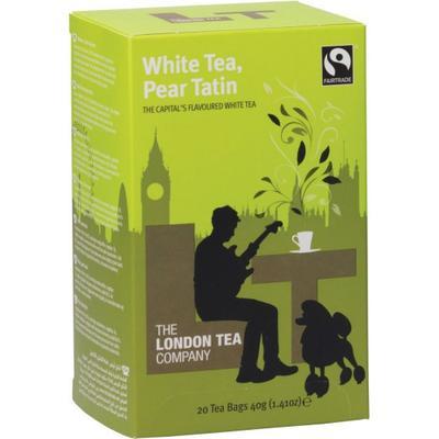 Dagsmeja White Tea, Pear Tatin 20 Tepåsar