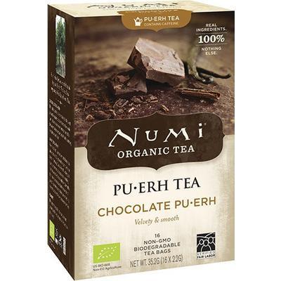 Numi Chocolate Pu-erh 16 Tepåsar