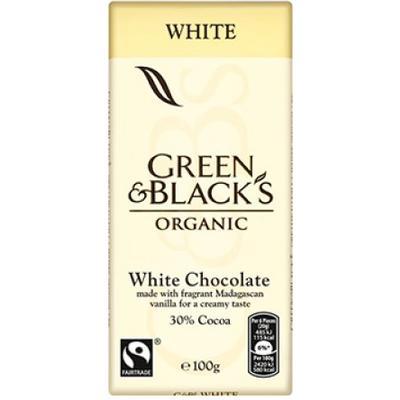 Green & Black's White Chocolate