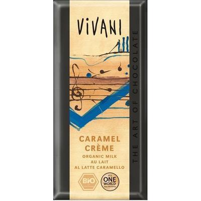 Vivani Mjölkchoklad med Kola Fyllning