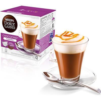 Nescafé Dolce Gusto Chococino Caramel 8 Te Kapslar
