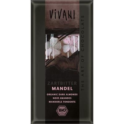 Vivani Mörk Choklad med Mandel