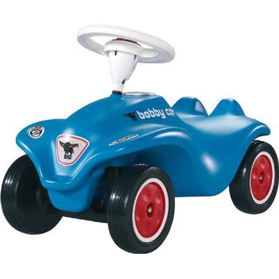 Big New Bobby Car med Tystgående Hjul