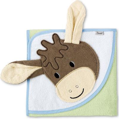 Sterntaler Hooded Towel with Large Motif Emmi