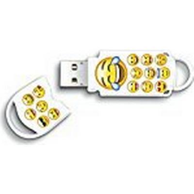 Integral Xpression Emoji 64GB USB 2.0
