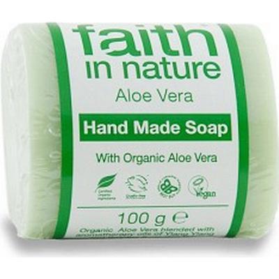Faith in Nature Aloe Vera Soap 100g