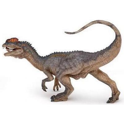 Papo Dilophosaurus 55035