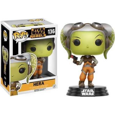 Funko Pop! Star Wars Rebels Hera