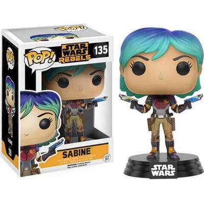 Funko Pop! Star Wars Rebels Sabine