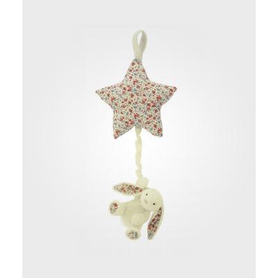 Jellycat Bashful Blossom Star Musical Pull