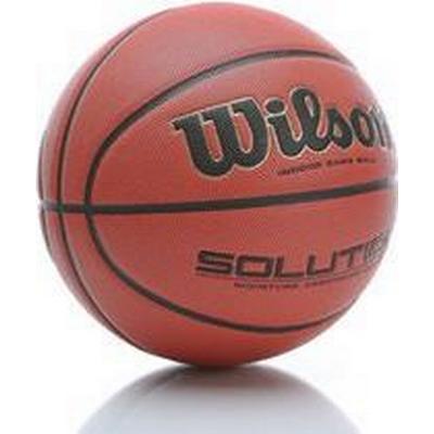 Wilson Wilson Solution Fiba Sz7 - Orange - unisex - Utrustning