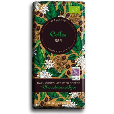 Biofood Choklad Mörk Kaffe