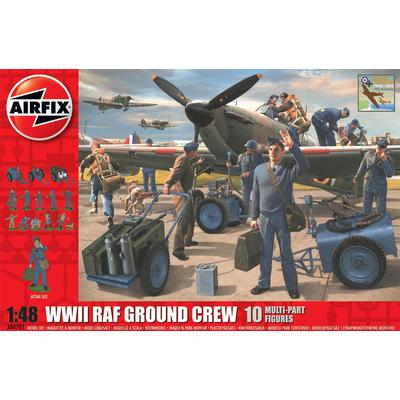 Airfix WWII RAF Ground Crew A04702