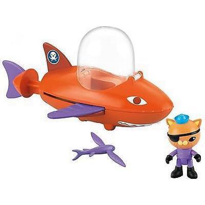 Fisher Price Octonauts Gup B Flying Fish Mode