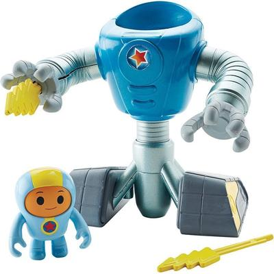 Fisher Price Go Jetters Foz + G.O. Giant