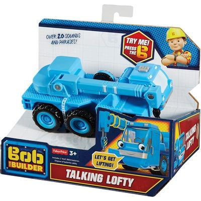 Fisher Price Bob the Builder Talking Lofty