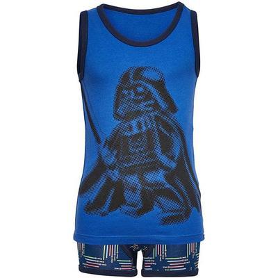 Lego Wear Star Wars Underwear Set Nicolai 728 - Dark Blue