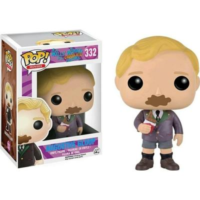 Funko Pop! Movies Willy Wonka Augustus Gloop