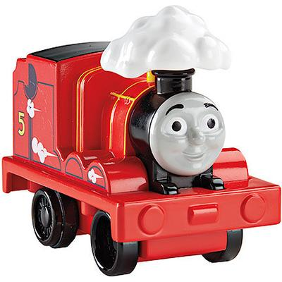 Fisher Price My First Thomas & Friends Pullback Puffer James