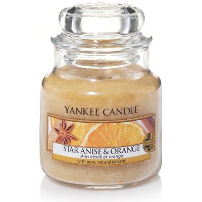 Yankee Candle Star Anise & Orange 104g Doftljus