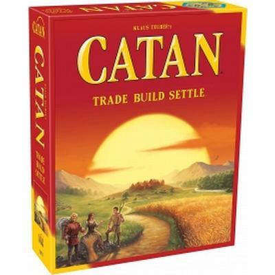 Settlers of Catan (Engelska)