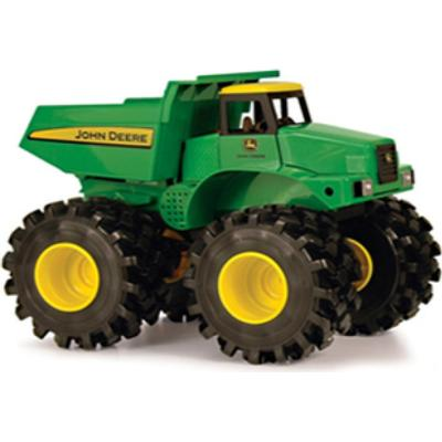 Tomy John Deere Monster Treads Shake & Sounds Dump Truck