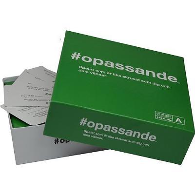 Kylskapspoesi Opassande (Svenska)