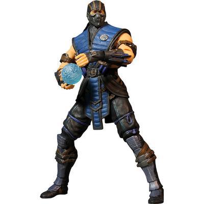 "Mezco Toyz Mortal Kombat X Sub Zero 12"" Figure"