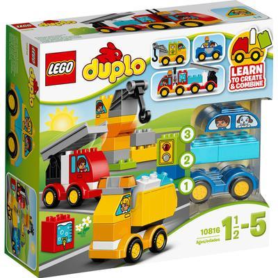 Lego Duplo My First Cars & Trucks 10816