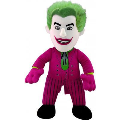 "Bleacher Creatures DC Comics Batman '66 Joker 10"" Plush"