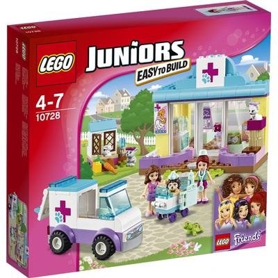 Lego Juniors Mia's Vet Clinic 10728