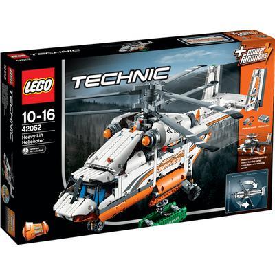 Lego Technic Heavy Lift Helicopter 42052