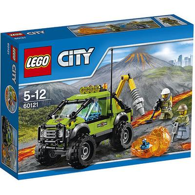 Lego City Volcano Exploration Truck 60121