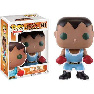 Funko Pop! Games Street Fighter Balrog