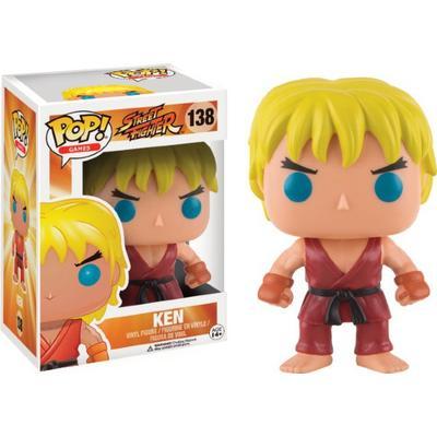 Funko Pop! Games Street Fighter Ken