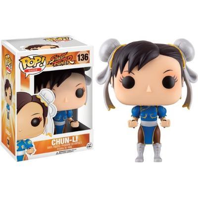 Funko Pop! Games Street Fighter Chun Li