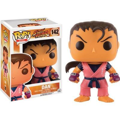 Funko Pop! Games Street Fighter Dan