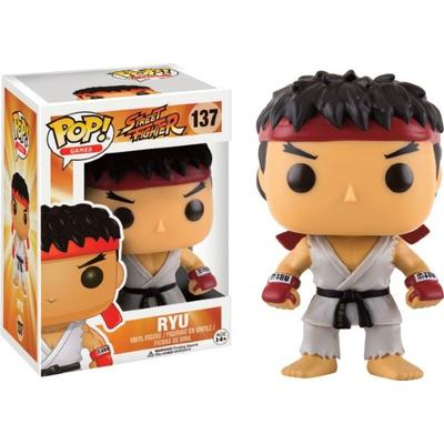 Funko Pop! Games Street Fighter Ryu