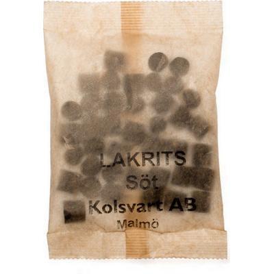 Kolsvart Lakrits Salt