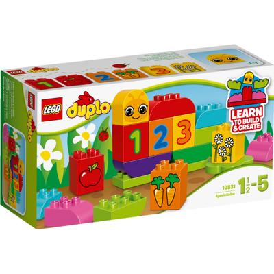 Lego Duplo My First Caterpillar 10831