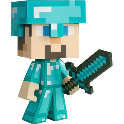Jinx Minecraft Diamond Steve Vinyl