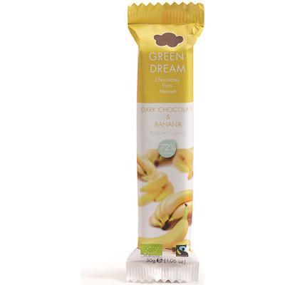 V-Sell Mörk Chokladbitar Banan