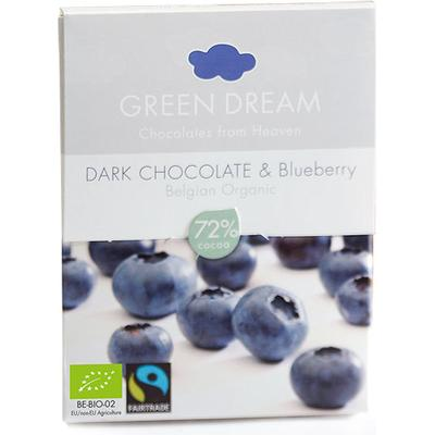 V-Sell Mörk Choklad 72% Blåbär